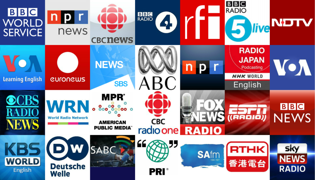 1 Radio News Stations